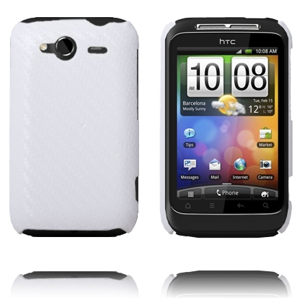 Carbonite (Vit) HTC Wildfire S Skal