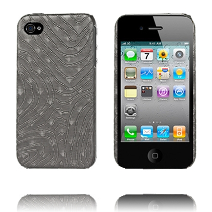 Century (Silver) iPhone 4/4S Skal