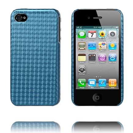 Chess Colors (Blå) iPhone 4/4S Skal
