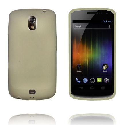 TPU Shell (Grå) Samsung Galaxy Nexus Skal