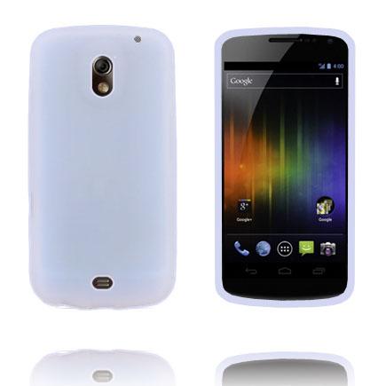 Mjukskal (Vit) Samsung Galaxy Nexus Skal