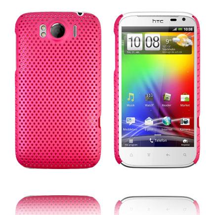 Atomic (Ljusrosa) HTC Sensation XL Skal