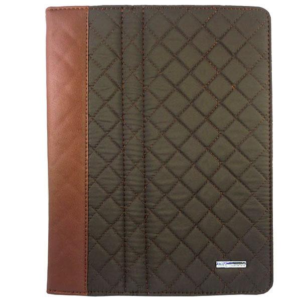 Elegance – Tygskal för iPad 3/iPad 4 (Brun)