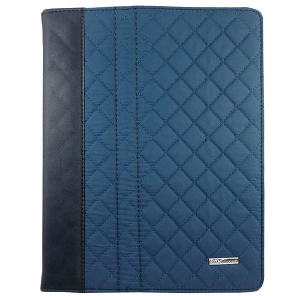 Elegance – Tygskal för iPad 3/iPad 4 (Blå)