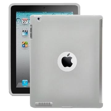 Color Shell (Grå) iPad 2 Silikonskal
