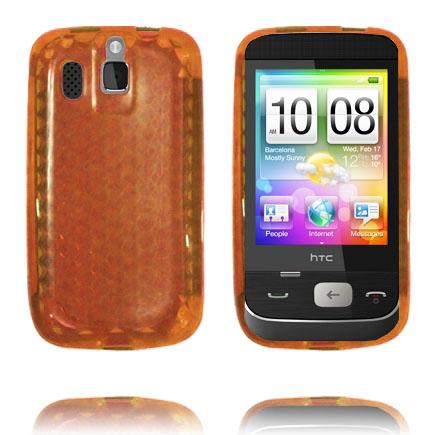 Cubes (Orange) HTC Smart Skal