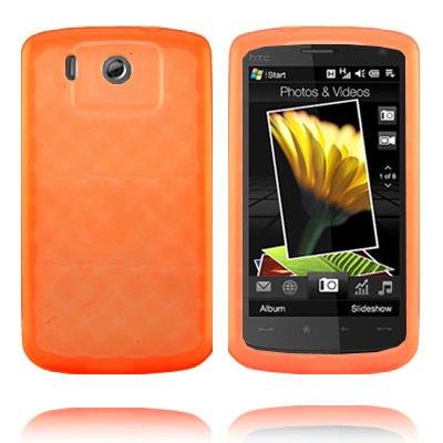 Defend Line (Orange) HTC Touch HD Skal