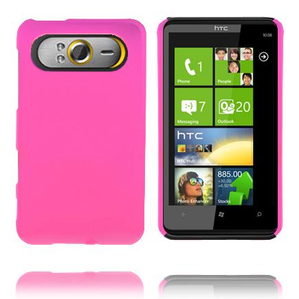 Hårdskal (Rosa) HTC HD7 Skal
