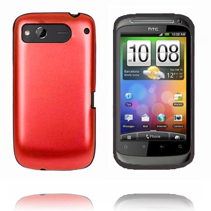 Desire S Guard (Röd) HTC Desire S Skal