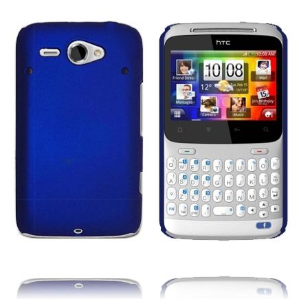 Hårdskal Version 2 (Blå) HTC ChaCha Skal