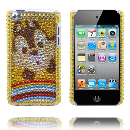 Paris (Jordekorre) iPod Touch 4 BlingBling Skal