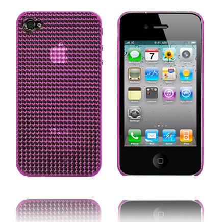 Electron (Ljusrosa) iPhone 4 Skal