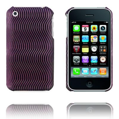 Elements (Purple) iPhone 3GS Skal