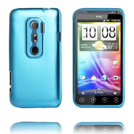 Evo 3D Guard (Ljusblå) HTC Evo 3D Skal