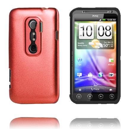 Evo 3D Guard (Röd) HTC Evo 3D Skal