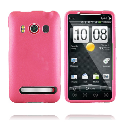 Olympia (Ljusrosa) HTC Evo 4G Skal