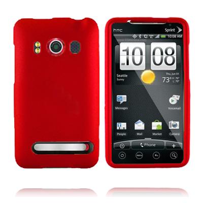 Olympia (Röd) HTC Evo 4G Skal