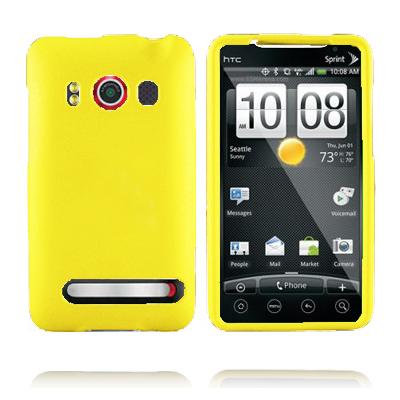 Olympia (Gul) HTC Evo 4G Skal