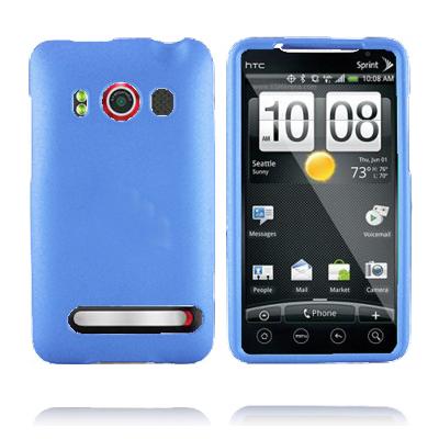 Mjukskal (Blå) HTC Evo 4G Skal