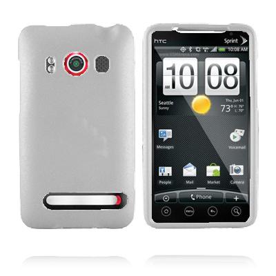 Mjukskal (Transparent) HTC Evo 4G Skal
