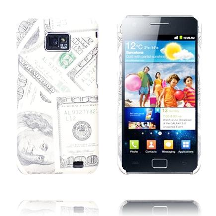 Fortune (Bunch of Bills) Samsung Galaxy S2 Skal