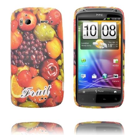 Fresh Fruit (Frukt – Mixad – Center Druvor) HTC Sensation Silikonskal