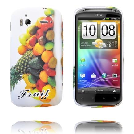 Fresh Fruit (Frukt – Tropiska) HTC Sensation Silikonskal