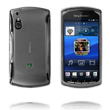 Fusion (Grå) Sony Ericsson Xperia Play Skal