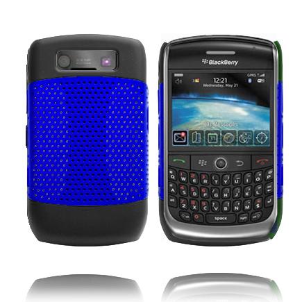 Gamma Shield (Blå) BlackBerry Curve 8900/9300 Skal