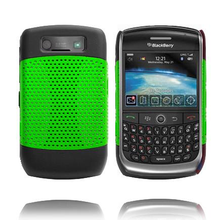 Gamma Shield (Grön) BlackBerry Curve 8900/9300 Skal