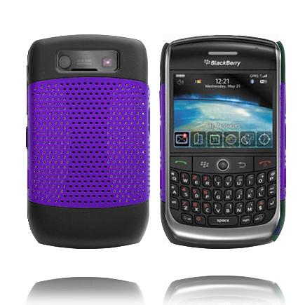 Gamma Shield (Lila) BlackBerry Curve 8900/9300 Skal