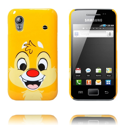 Happy Cartoon (Jordekorre) Samsung Galaxy Ace Skal