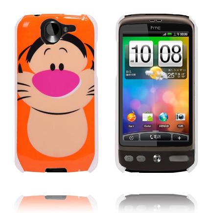 Happy Cartoon (Tiger) HTC Desire G7 Skal