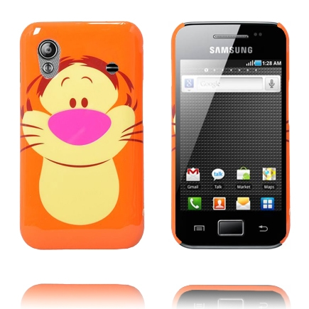 Happy Cartoon (Tiger) Samsung Galaxy Ace Skal