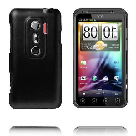 Hårdskal (Svart) HTC Evo 3D Skal