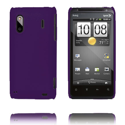 Hårdskal (Lila) HTC EVO Design 4G Skal