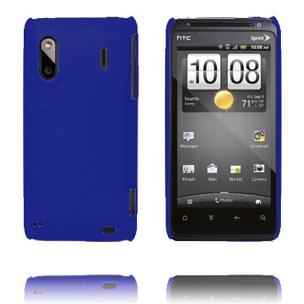 Hårdskal (Blå) HTC EVO Design 4G Skal