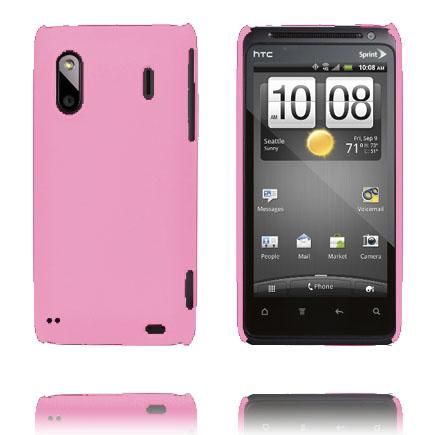 Hårdskal (Rosa) HTC EVO Design 4G Skal
