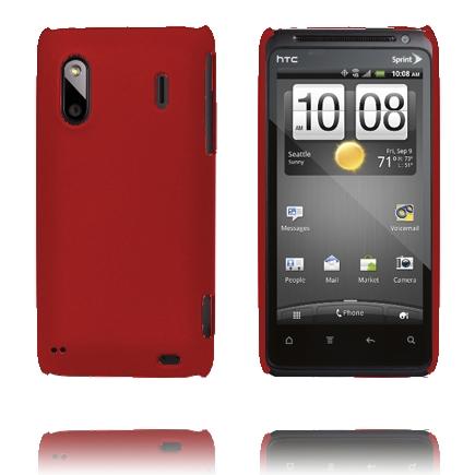 Hårdskal (Röd) HTC EVO Design 4G Skal
