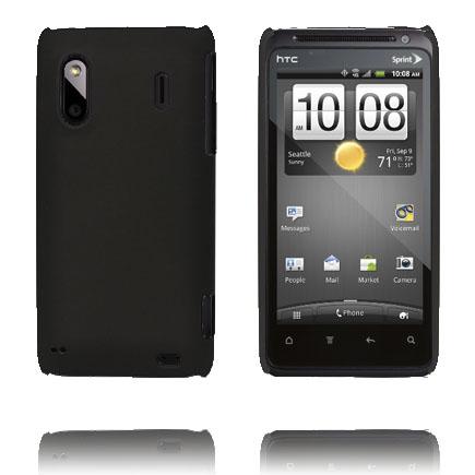Hårdskal (Svart) HTC EVO Design 4G Skal