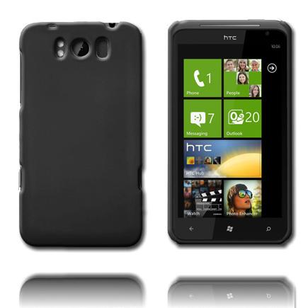 Hårdskal (Svart) HTC Titan Skal