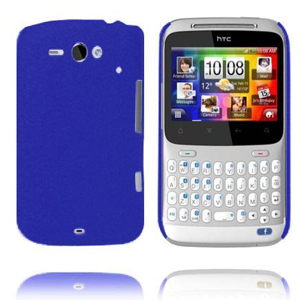 Hårdskal (Blå) HTC ChaCha Skal