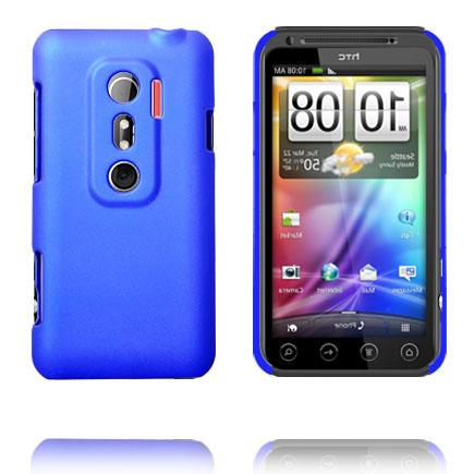 Hårdskal (Blå) HTC Evo 3D Skal