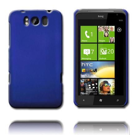 Hårdskal (Blå) HTC Titan Skal