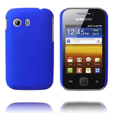 Hårdskal (Blå) Samsung Galaxy Y Skal