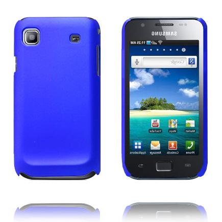 Hårdskal (Blå) Samsung i9003 Galaxy SL Skal