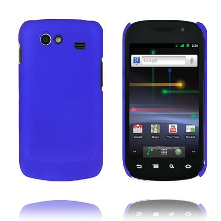 Hårdskal (Blå) Samsung i9020 Google Nexus S Skal