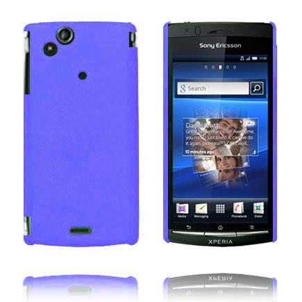 Hårdskal (Blå) Sony Ericsson Xperia Arc Skal