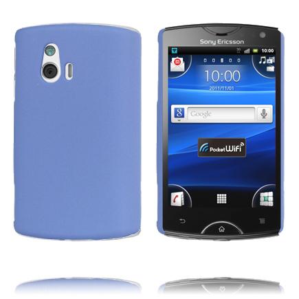 Hårdskal (Ljusblå) Sony Ericsson Xperia Mini Skal