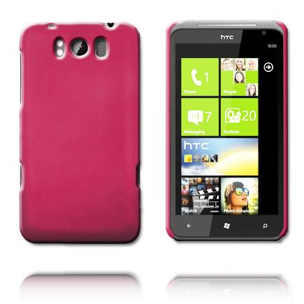 Hårdskal (Het Rosa) HTC Titan Skal